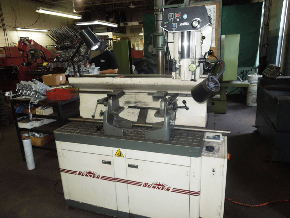used auto machine shop equipment for sale